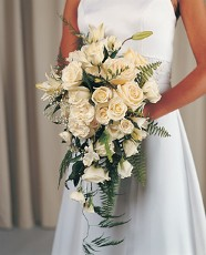 Bridal Bouquet from our Floral Shop