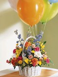Balloon Bouquet from Our Flower Shop