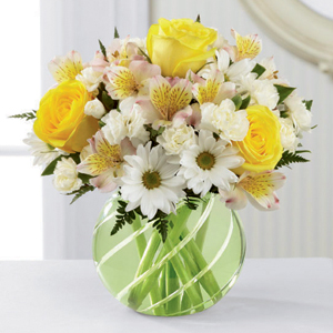 FTD Sunlit Blooms Bouquet